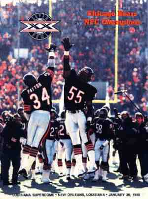 Walter Payton Super Bowl Here the great walter paytonWalter Payton Super Bowl Shuffle